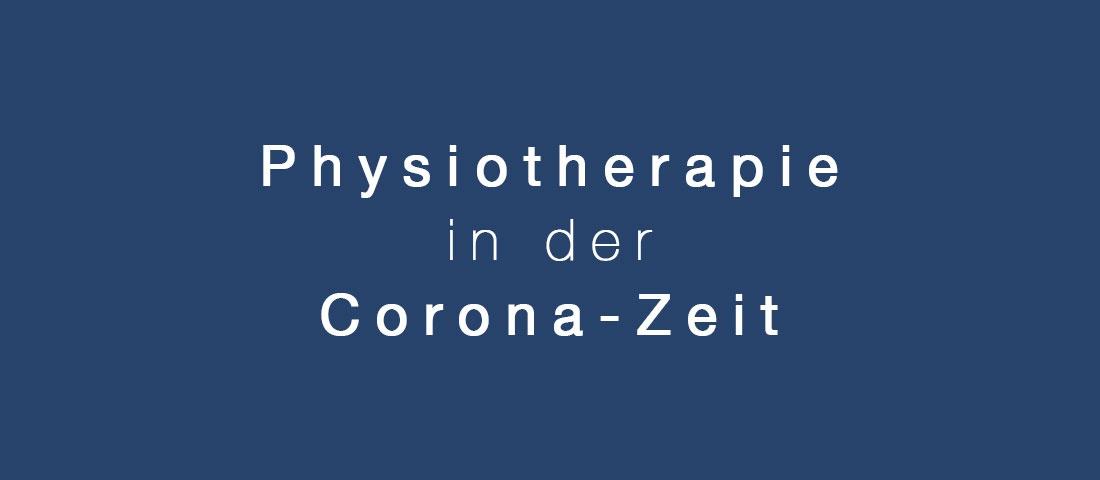 Praxis Physio Inn Bocholt während der Corona-Zeit